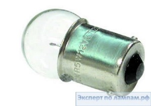 Автолампа 48344773 PHILIPS 13814 CP R10W 24V - PH-48344773
